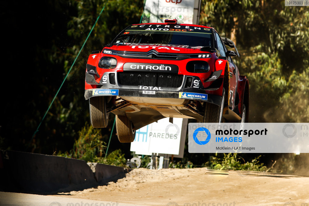Sébastien Ogier, Citroen Racing WRC, Citroen C3 WRC