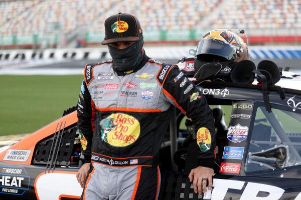 Austin Dillon, Richard Childress Racing Chevrolet Bass Pro Shops/Tracker Off Road Copyright: Chris Graythen/Getty Images