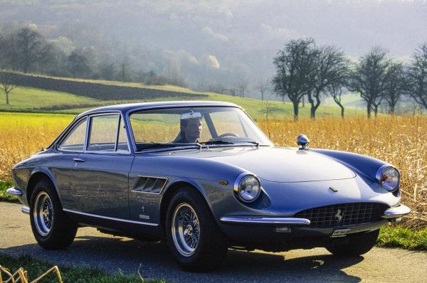 Ferrari 330 GTC, 1966