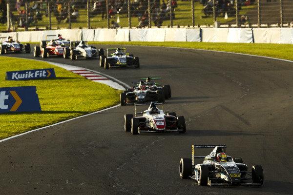 Aiden Neate (GBR) Argenti Motorsport British F4