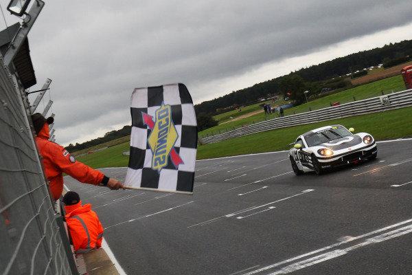 Jay MORTON - Assetto Motorsport Ginetta G40