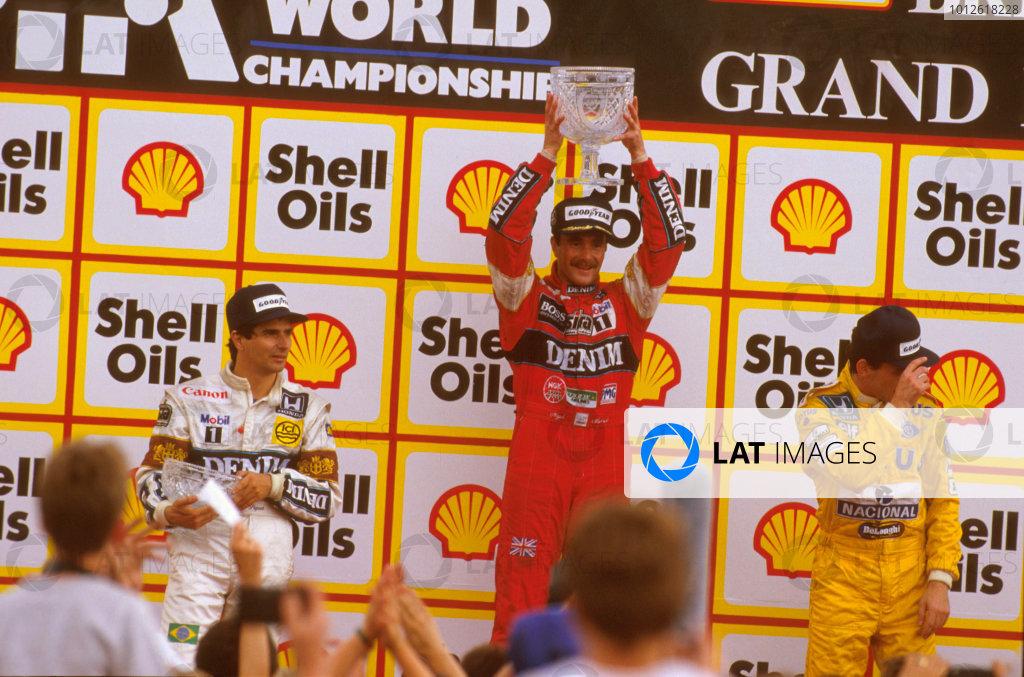 1987 British Grand Prix.