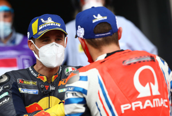 Pol Espargaro, Red Bull KTM Factory Racing, Jack Miller, Pramac Racing.