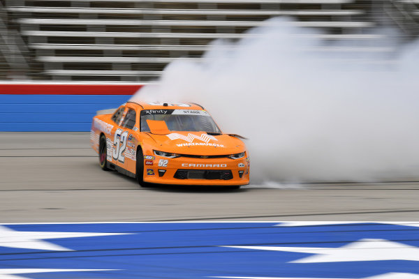 #52: David Starr, Means Motorsports, Chevrolet Camaro Whataburger