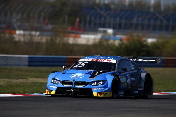 Car of Philipp Eng, BMW Team RBM, BMW M4 DTM.
