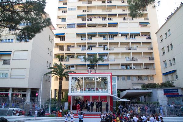 2014/2015 FIA Formula E Championship. Sebastien Buemi (SWI)/E.dams Renault - Spark-Renault SRT_01E  Monaco ePrix Race. Monaco ePrix, Monte Carlo, Monaco, Europe. Saturday 9 May 2015  Photo: Adam Warner/LAT/Formula E ref: Digital Image _L5R1445