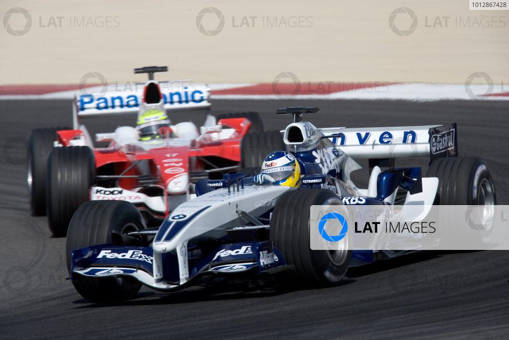 2005 Gulf Air Bahrain Grand Prix- Sunday Race