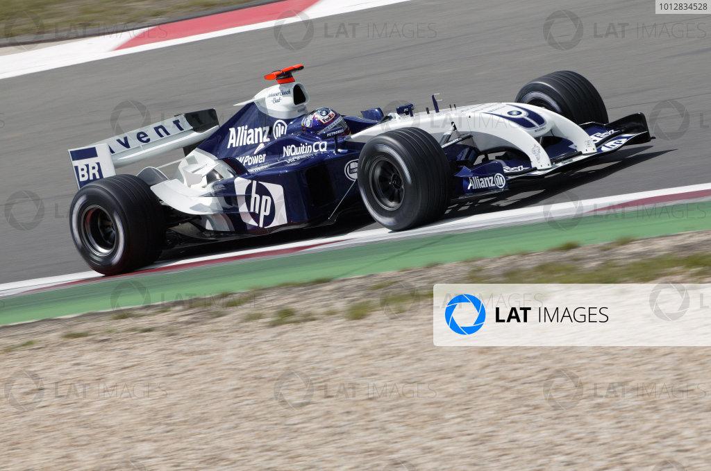 2004 European Grand Prix.