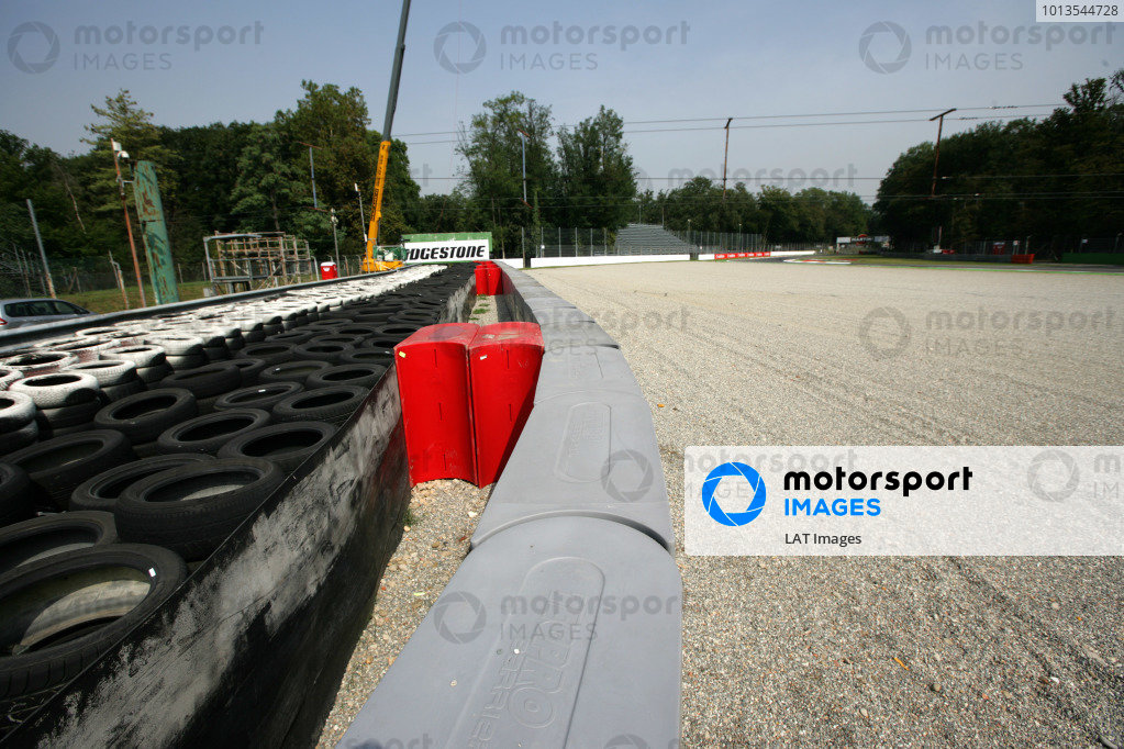 Autodromo di Monza, Monza, Italy.