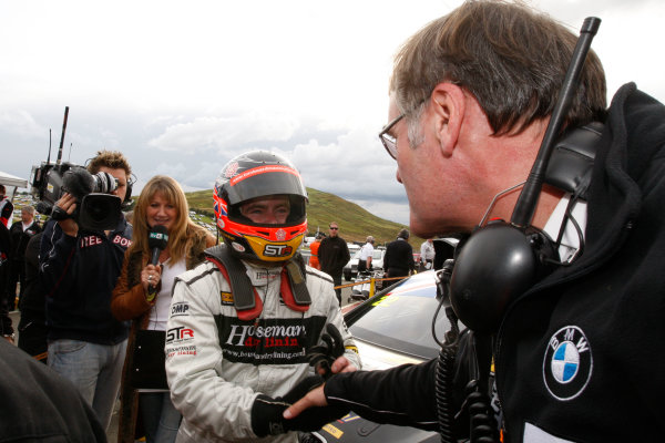 Knockhill, Scotland 3rd and 4th September 2011,Tom Boardman (GBR) Special Tuning Racing SEAT LeonWorld copyright: Ebrey/LAT Photographic