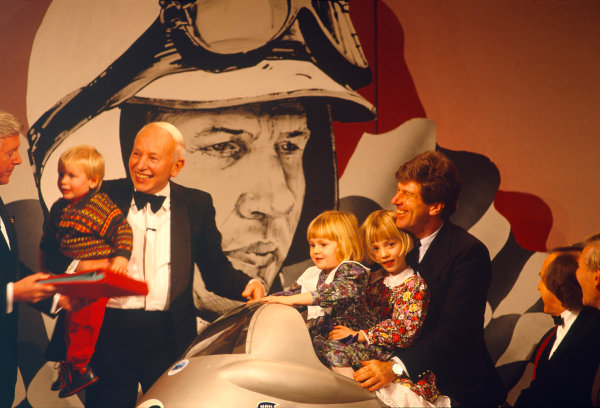 Grosvenor House Hotel, Park Lane, London. 6th December 1992.