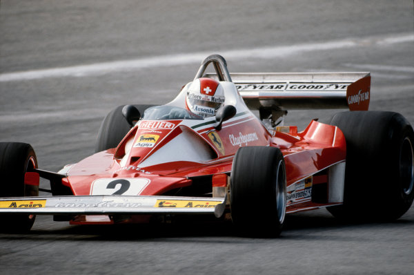 Jarama, Spain. 2nd May 1976.
