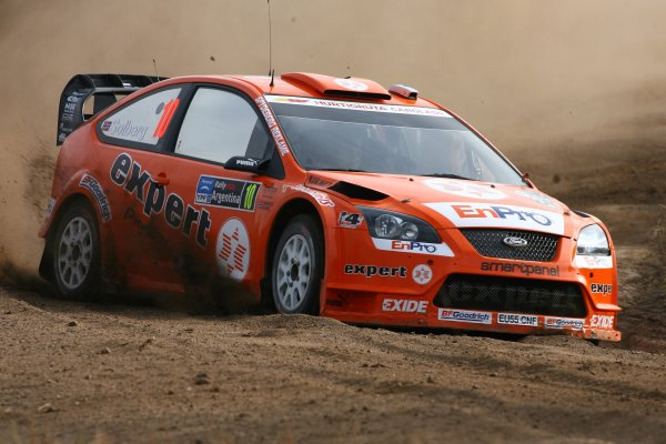 2007 FIA World Rally Champs. Round 6Rally Argentina, 3 May - 6 May Henning Solberg, Ford, actionWorld Copyright: McKlein/LAT
