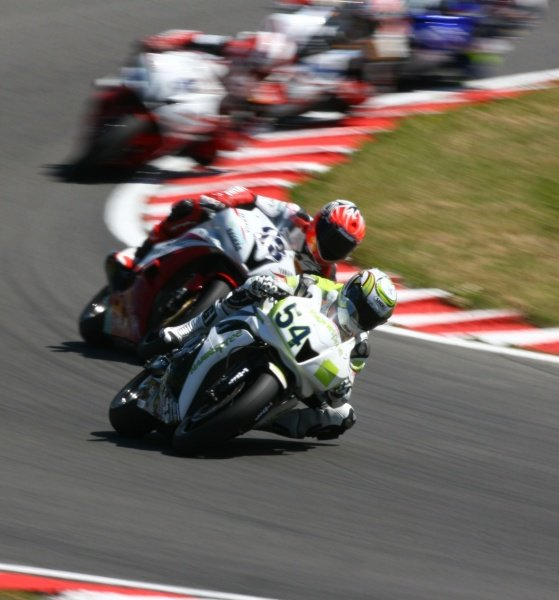 2007 World Supersport Championship. Brands Hatch, England. 3rd - 5th August 2007. Kenan Sofuoglu, Hannspree Honda, action. World Copyright: Kevin Wood/LAT Photographic ref: Digital Image
