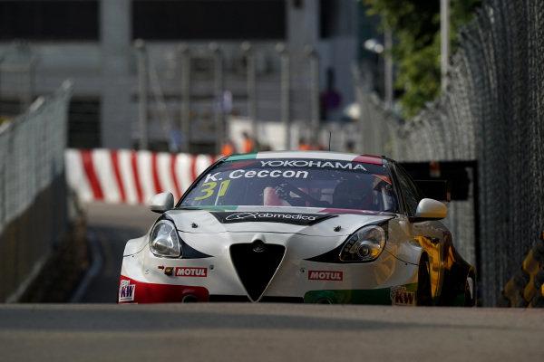 Kevin Ceccon, Team Mulsanne Alfa Romeo Giulietta TCR.