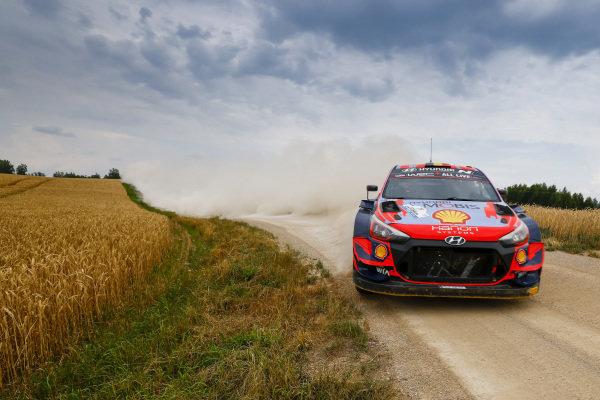 Thierry Neuville (BEL), Hyundai World Rally Team, Hyundai i20 Coupe WRC 2021