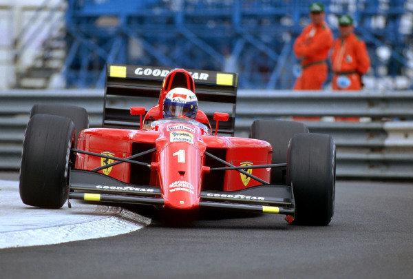 Alain Prost, Ferrari 641/2.