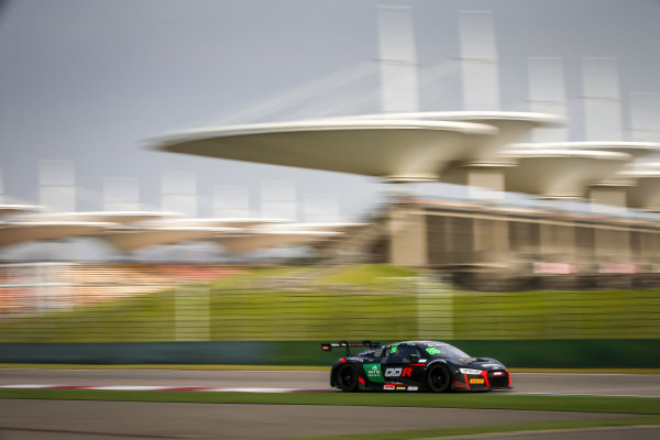 Aditya Patel / Mitchell Gilbert, OD Racing Team Blancpain GT Series Asia, Rd9 and Rd10, Shanghai, China, 23-24 September 2017.