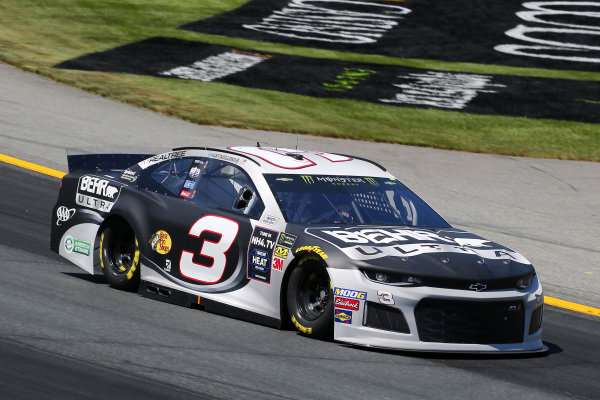 #3: Austin Dillon, Richard Childress Racing, Chevrolet Camaro BEHR ULTRA