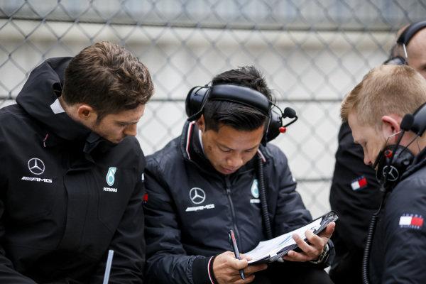 Edoardo Mortara, Mercedes-AMG Team HWA.