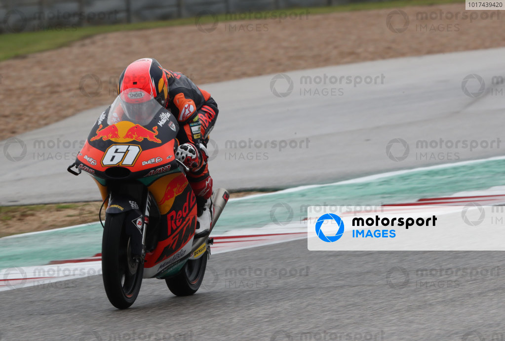 Can Oncu, Moto3, Grand Prix Of The Americas 2019