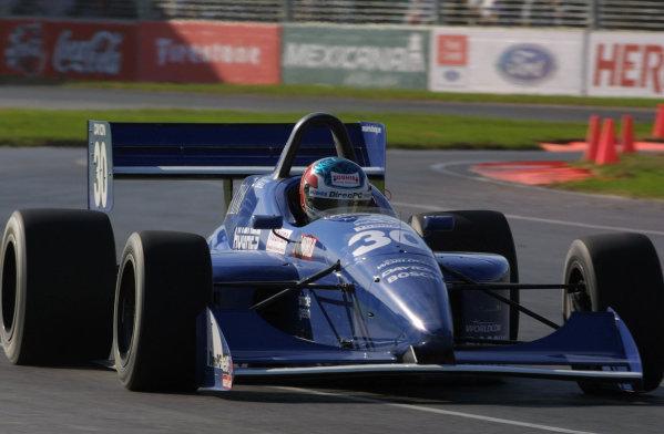2001 Indy Lights Monterrey Mexico, 8-12 March, 2001, Fundidora Park, Monterrey, MexicoTownsend Bell-2001, Phil Abbott, USALAT Photographic