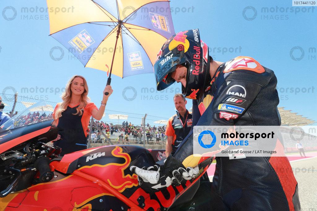 Johann Zarco, Red Bull KTM Factory Racing.