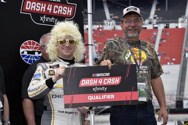 #2: Tyler Reddick, Richard Childress Racing, Chevrolet Camaro Dolly Parton