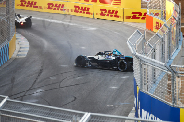 Stoffel Vandoorne (BEL), HWA Racelab, VFE-05, spins
