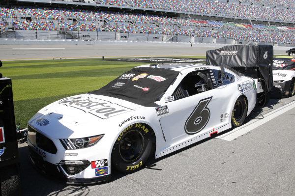 #6: Ryan Newman, Roush Fenway Racing, Ford Mustang