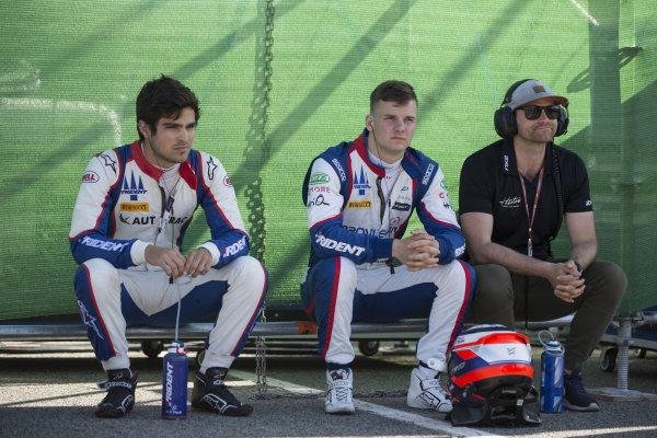 Pedro Piquet (BRA, Trident) Niko Kari (FIN, Trident)