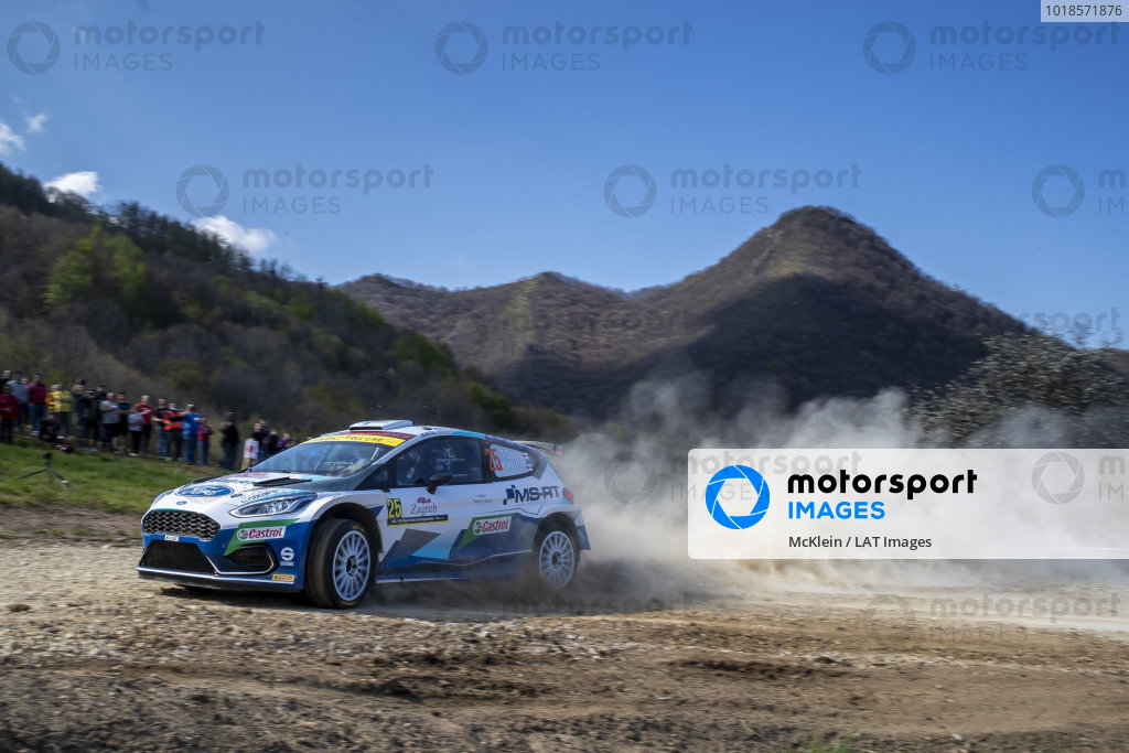 Teemu Suninen (FIN), M-Sport Ford WRT, Ford Fiesta Rally2