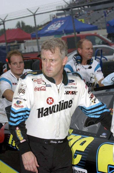 2002 NASCAR,Darlington Raceway,Aug 30-Sept 1 20022002 NASCAR, Darlington,SC. USA -Ricky Rudd,Copyright-Robt LeSieur2002LAT Photographic
