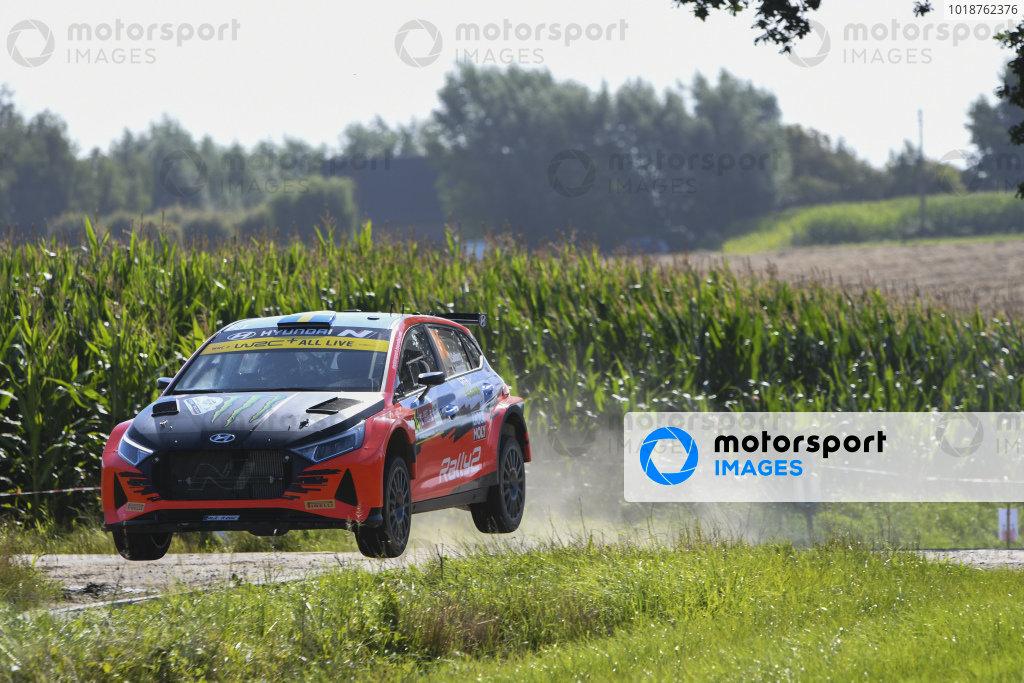Rally Belgium
