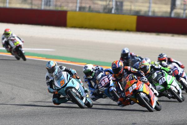 Jaume Masia, Leopard Racing.
