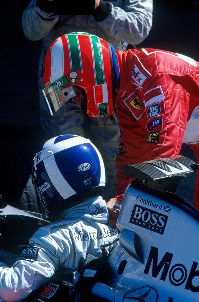Silverstone, England.9th - 11th July 1999. Rd 8.xxxWorld Copyright: LAT PhotographicRef: 99GB07