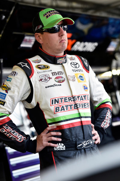 3-4 September, 2016, Darlington, South Carolina USA Kyle Busch, Interstate Batteries Toyota Camry ? 2016, Nigel Kinrade LAT Photo USA