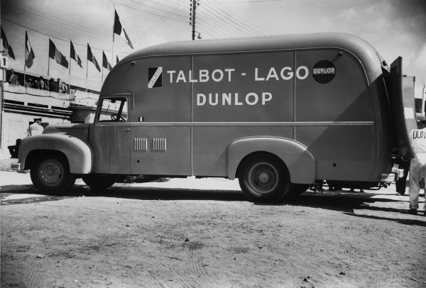 Le Mans, France. 13th - 14th June 1953.