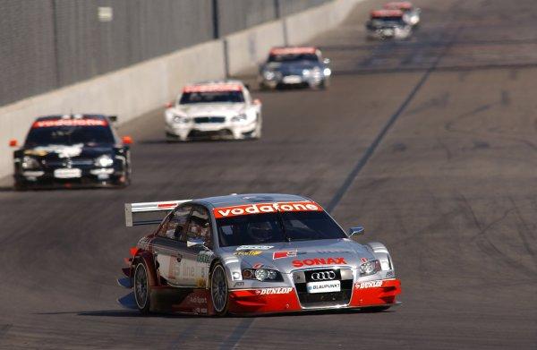 2005 DTM ChampionshipLausitz, Germany. 17th - 18th September 2005Tom Kristensen (Abt Audi A4).World Copyright: Andre Irlmeier / LAT Photographicref: Digital Image Only