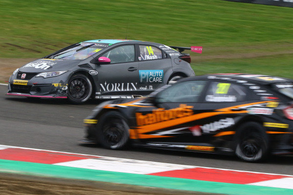 James Nash,BTC Norlin Honda Civic