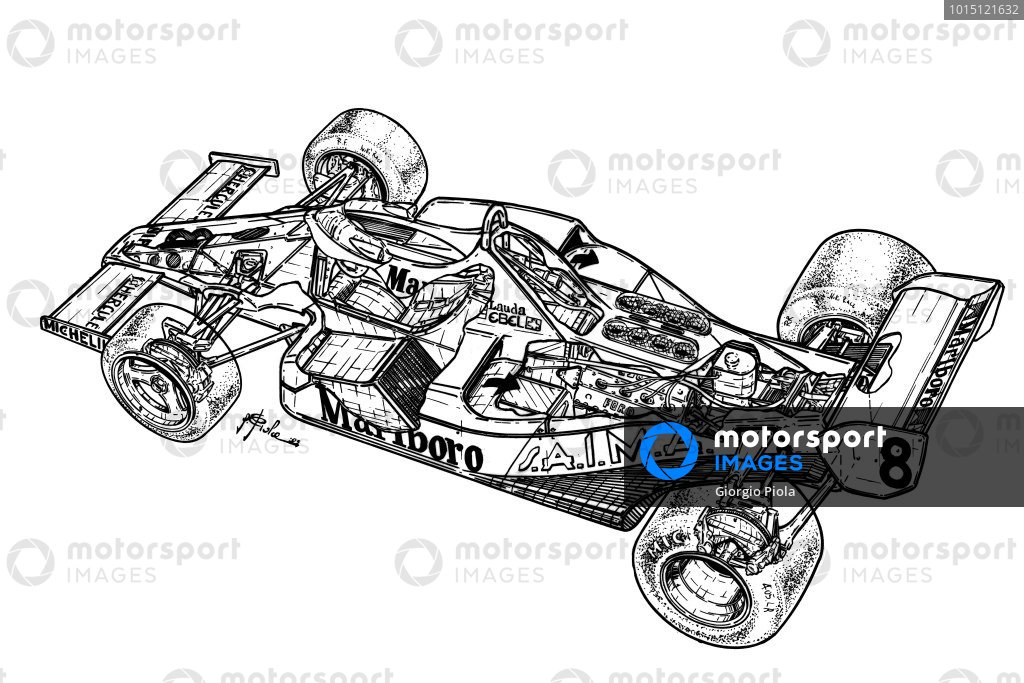 McLaren MP4-1C 1983 detailed overview