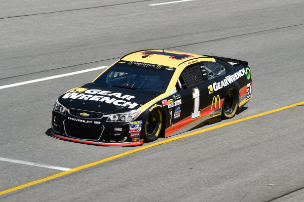 Monster Energy NASCAR Cup Series Toyota Owners 400 Race Weekend. Richmond International Raceway, Richmond, VA USA Jamie McMurray, Chip Ganassi Racing, GearWrench Chevrolet SS  World Copyright: John Harrelson LAT Images . ref: Digital Image 17RIC1jh_00100