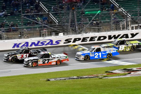 Round 4 - Kansas