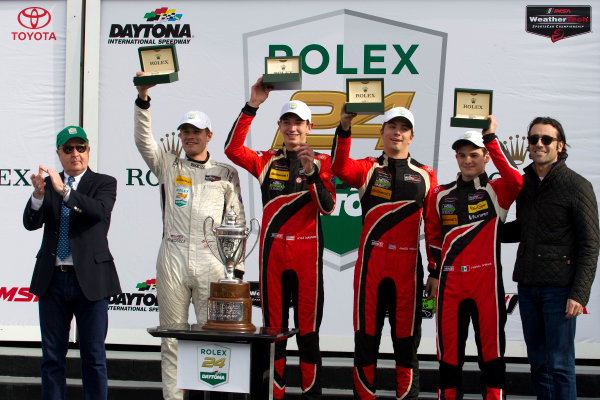 Round 1 - Daytona, Florida