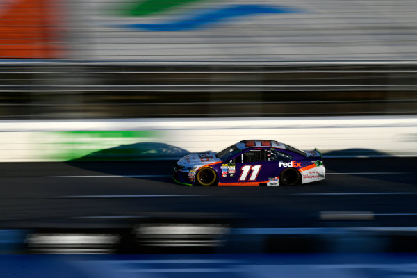 Monster Energy NASCAR Cup Series First Data 500 Martinsville Speedway, Martinsville VA USA Sunday 29 October 2017 Denny Hamlin, Joe Gibbs Racing, FedEx Walgreens Toyota Camry World Copyright: Scott R LePage LAT Images ref: Digital Image lepage-171029-mart-8818