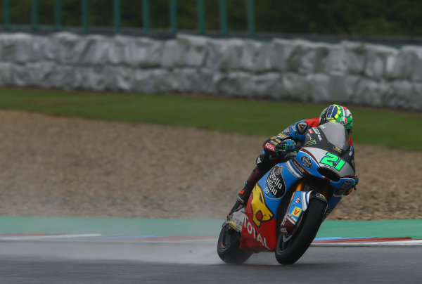 2017 Moto2 Championship - Round 10 Brno, Czech Republic Friday 4 August 2017 Franco Morbidelli, Marc VDS World Copyright: Gold and Goose / LAT Images ref: Digital Image 683661