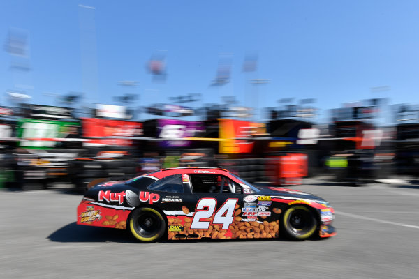 NASCAR XFINITY Series One Main Financial 200 Dover International Speedway, Dover, DE USA Friday 2 June 2017 Dylan Lupton, Nut Up Toyota Camry World Copyright: Logan Whitton LAT Images ref: Digital Image 17DOV1LW0744