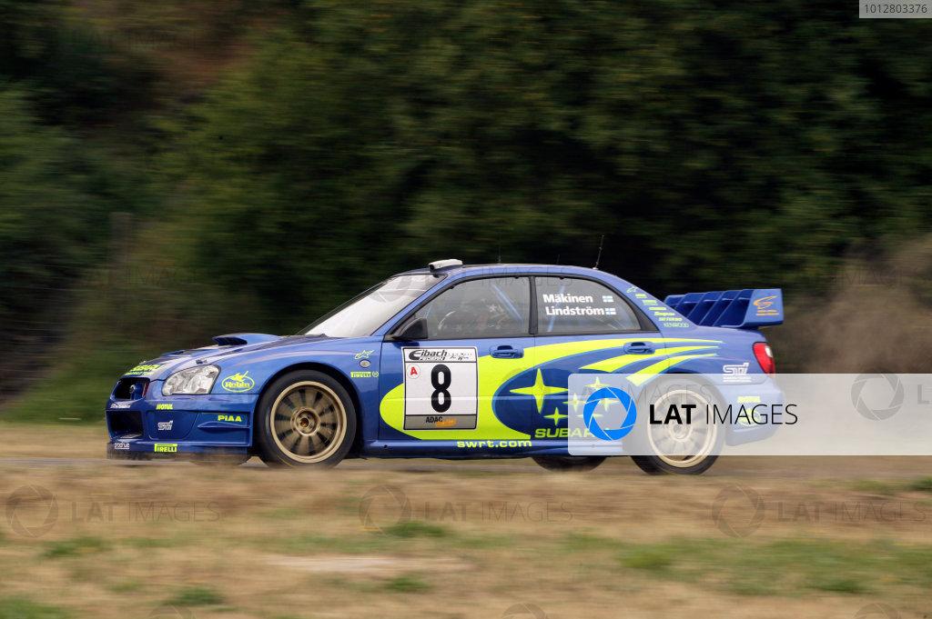 2003 FIA World Rally Champs. Round eight, Deutschland Rally,