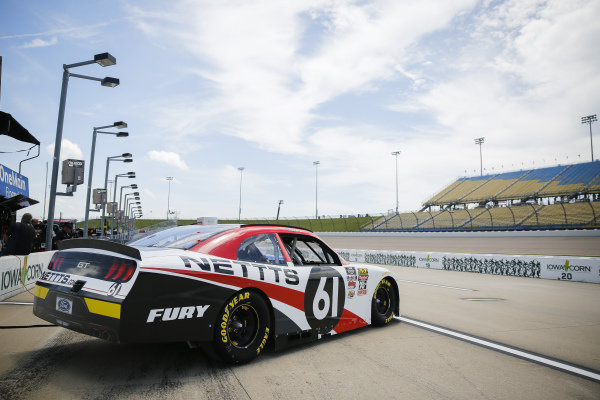 #61: Kaz Grala, Fury Race Cars LLC, Ford Mustang NETTTS