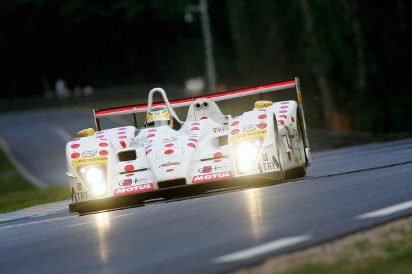 Ryo Michigami (JPN) / Katsutomo Kaneishi (JPN) / Seiji Ara (JPN) Jim Gainer International  Dome Mugen was inside the top 5 after quaiifying.Le Mans 24 Hours, Second Qualifying, Le Mans, France, 16 June 2005.DIGITAL IMAGE
